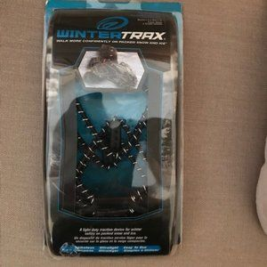 Winter Trax Traction Cleats for Snow & Ice -Unisex